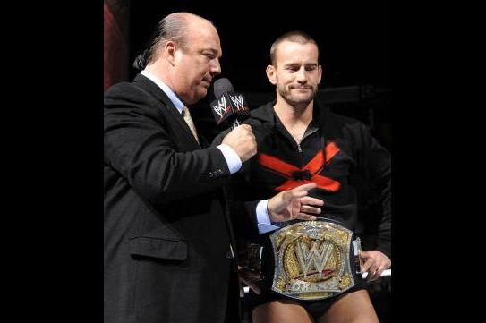 WWE News: CM Punk Reveals Which Presidential Candidate He's Backing
