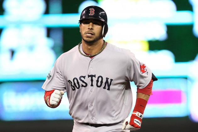 Indians Acquire Mike Aviles from BlueJays