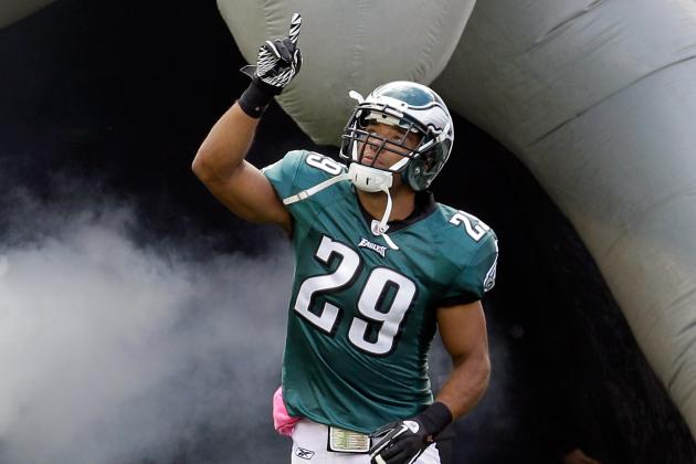 Nate Allen, Cullen Jenkins Questionable for Monday Night