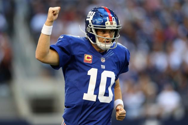 Steelers vs. Giants: Breaking Down Each Team's Week 9 Keys to Victory