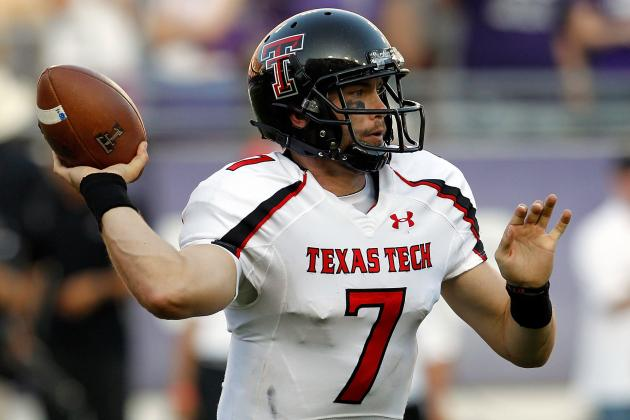 Texas vs. Texas Tech: Why Red Raiders Will Defeat Longhorns in Big 12 Shootout