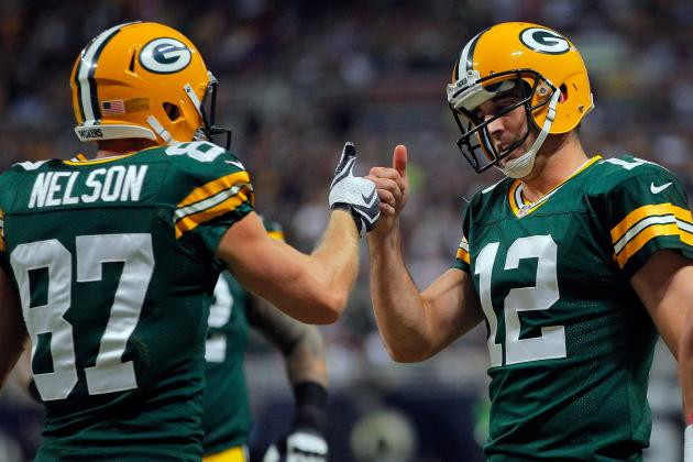 Jordy Nelson: Flex Sleepers Ready to Produce If Packers WR Can't Play