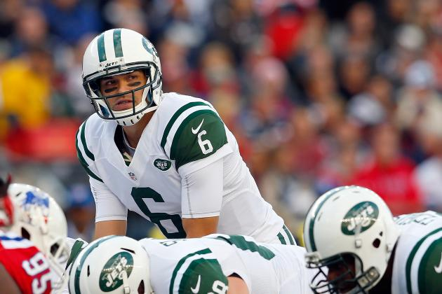 New York Jets: Comparing Mark Sanchez in 2009 to 2012