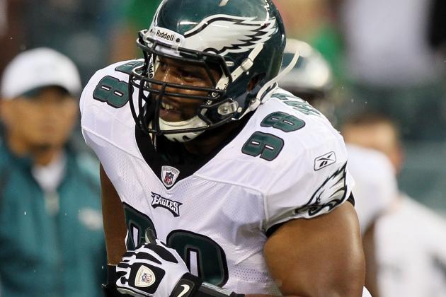 Eagles Activate Mike Patterson After Offseason Brain Surgery