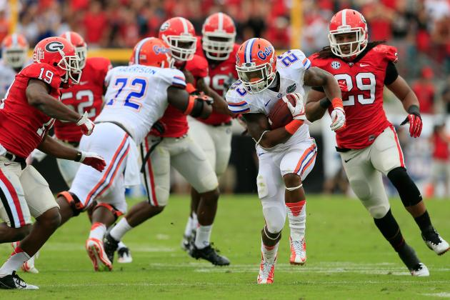Why Florida Is Better off Having Georgia Win the SEC East