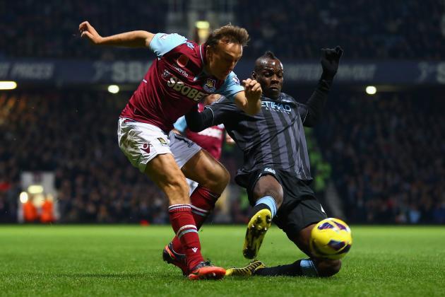 Match Report: West Ham 0-0 Man City