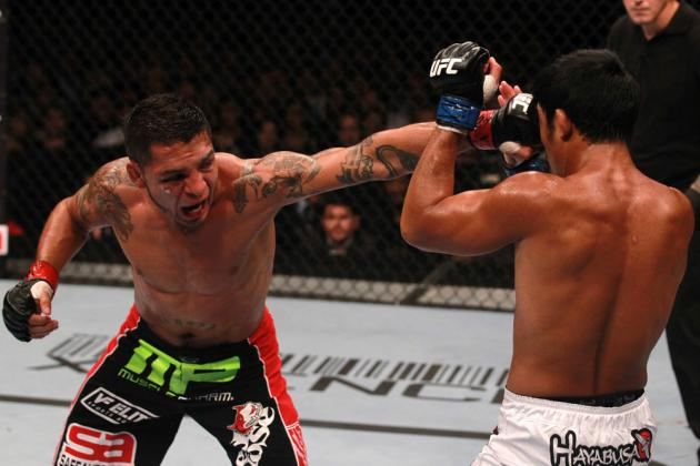 UFC 155: Leonard Garcia vs. Cody McKenzie Confirmed for December Card