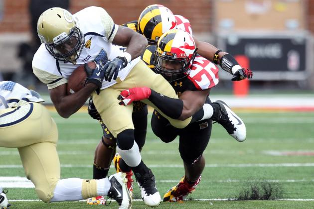 Georgia Tech 33, Maryland 13