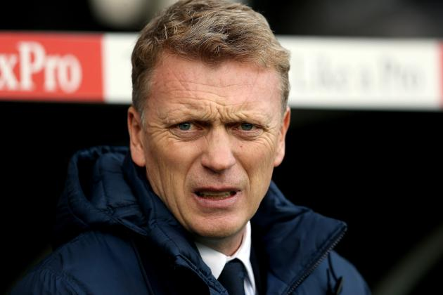 Failure to Win at Fulham Stuns Everton Manager David Moyes