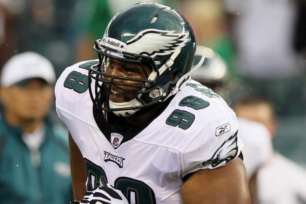 Philadelphia Eagles Activate Lineman Mike Patterson