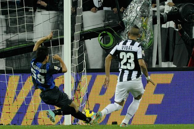 Report: Juventus 1-3 Inter Milan
