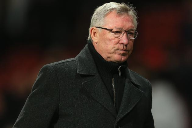 Sir Alex Ferguson Feels Man Utd Win over Arsenal Was 'a Strange Game'