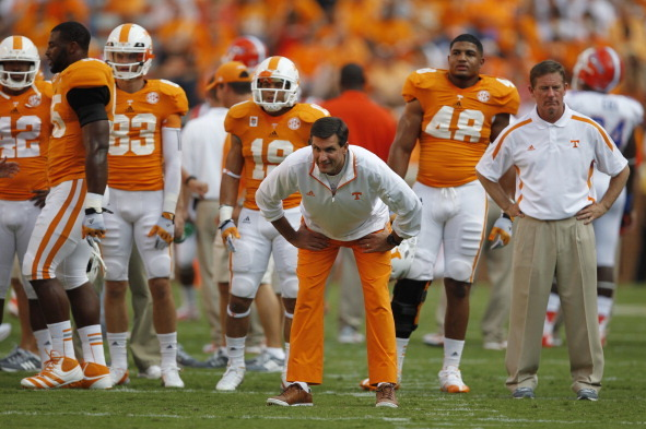 Troy vs. Tennessee: What Narrow Victory Means for Derek Dooley's Job Status