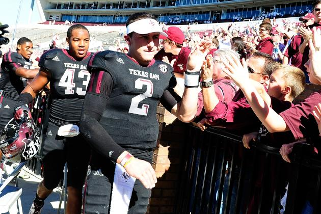 Texas A&M Football: Johnny Manziel Will Be SEC's Best QB in 2013