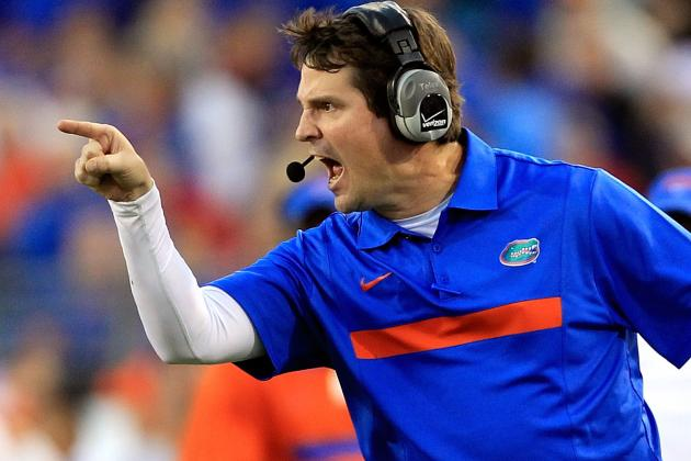 Missouri vs. Florida: Gators' Struggles a Fluke or Something to Worry About?
