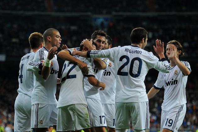 Real Madrid vs. Real Zaragoza: Score, Analysis and Grades