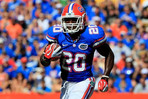 Florida's Defense Is BCS Championship-Worthy, but Can the O Shape Up by 2013?