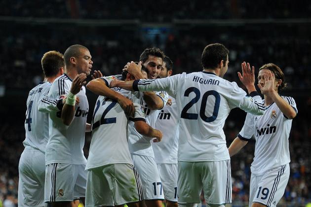 Match Report: Real Madrid 4-0 Zaragoza