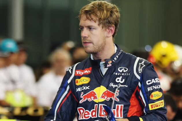 AP News : Red Bull's Vettel to Start Last at Abu Dhabi GP