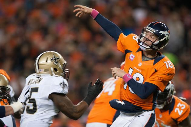 Broncos vs. Bengals: Peyton Manning Will Overwhelm Cincinnati Troubled Defense