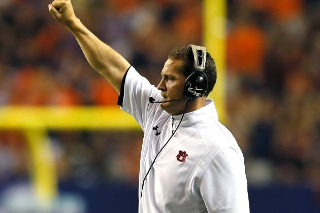 'Something You Can Build On... Gene Chizik Happy