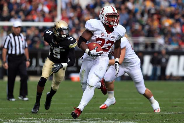 No. 15 Stanford 48, Colorado 0
