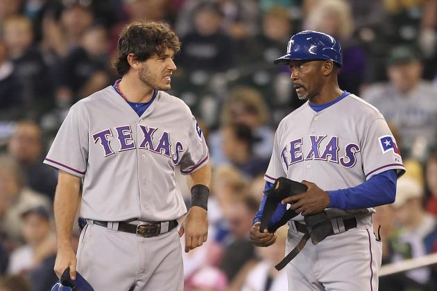 Texas Rangers Switch Pettis to Third-Base Coach