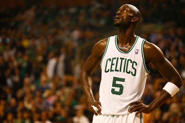 Kevin Garnett Gives Interesting Postgame Pep Talk After Home Loss to Bucks