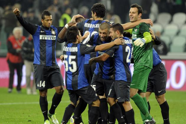 Juventus vs Inter: Juve Loss Is Bad for the Bianconeri, Good for Serie a