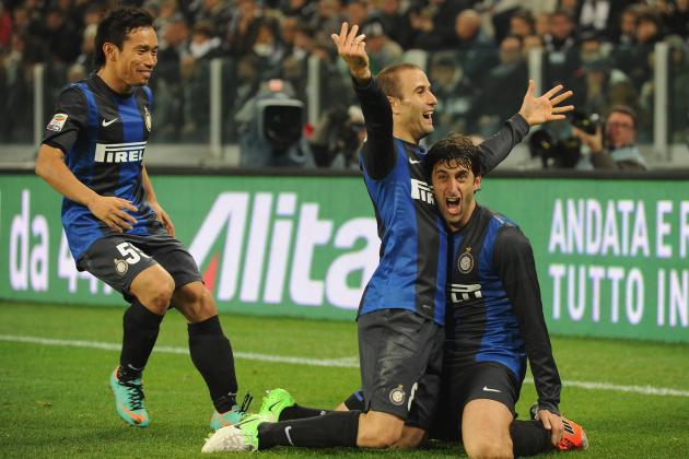 Inter Milan End Juventus' Unbeaten League Run in Emphatic Fashion