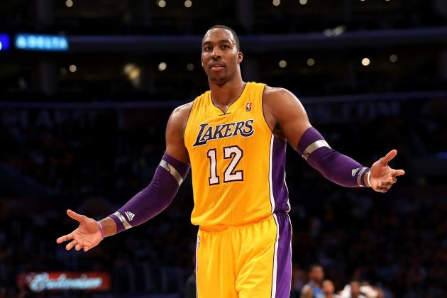 Dwight Howard: Lakers Fans Need to Show Patience with Star Center and Team