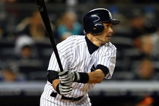 2013 New York Yankees: Why Re-Signing Free Agent Ichiro Suzuki Is a Must