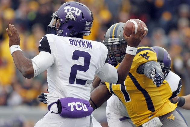TCU Stuns No. 21 West Virginia in Thrilling Finish