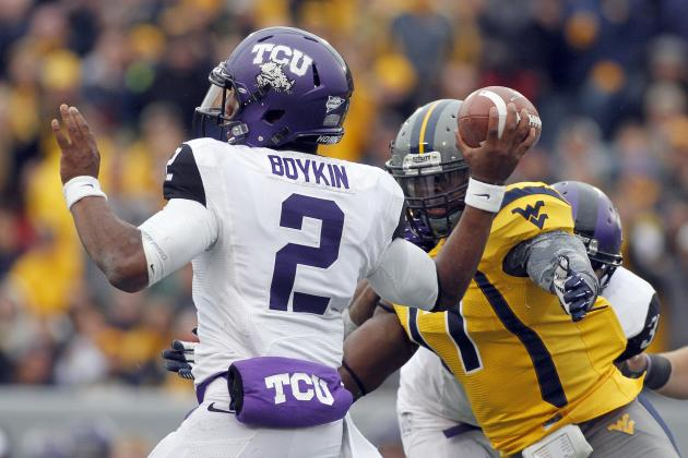 TCU vs. West Virginia: The Horned Frogs Upset the Mountaineers