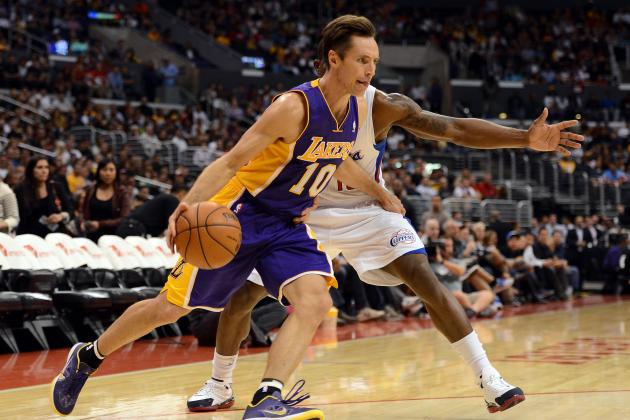 How Much Does Steve Nash's Injury Hurt Reeling L.A. Lakers' Playoff Aspirations?