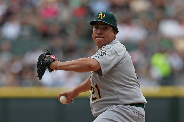 A's Re-Sign Bartolo Colon to One-Year Contract