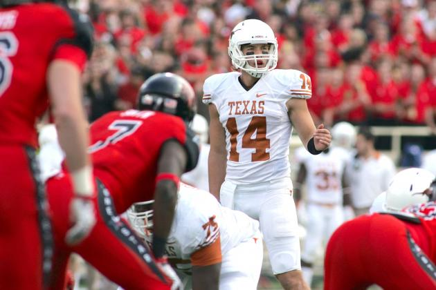 Texas vs. Texas Tech: Surprise, BCS Game Isn't out of Question for Longhorns