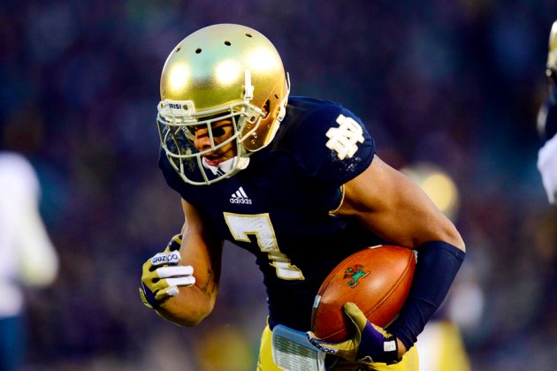Notre Dame Holds Off Pittsburgh 29-26 in 3-OT Victory