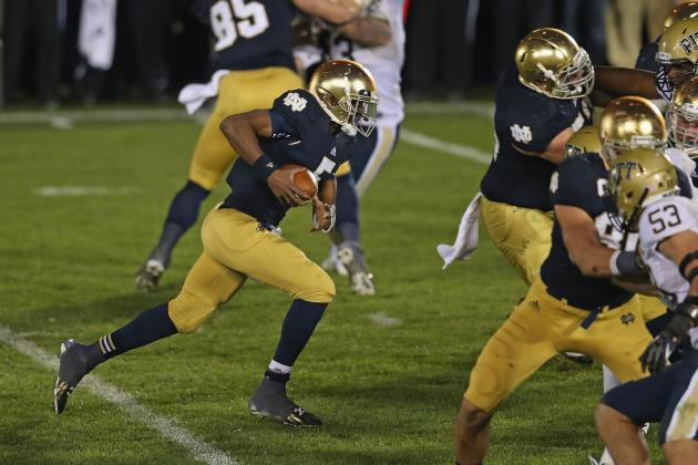 Notre Dame Football: Furious Finale as Irish Survive Pittsburgh in Overtime