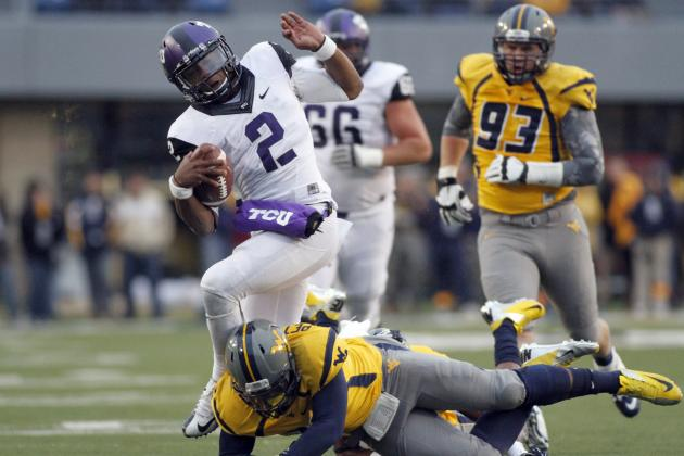 TCU Horned Frogs Football: Trevone Boykin Directs Fabulous Comeback