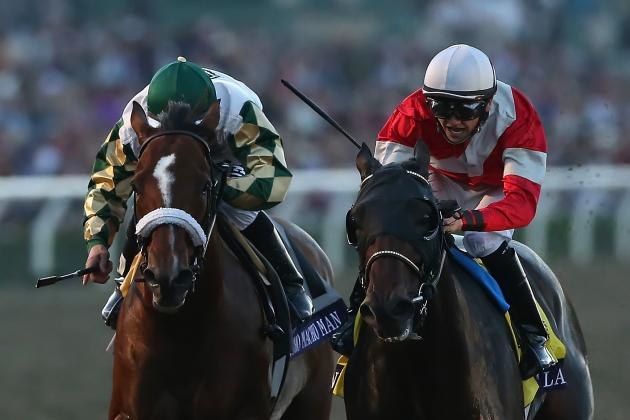 Breeders' Cup 2012 Replay: Video, Highlights and Recap