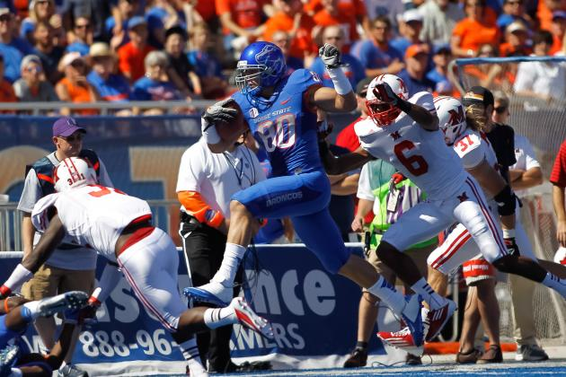 Several Boise State Players Suspended for San Diego State Game