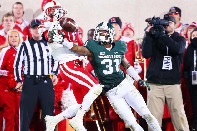 Nebraska vs. Michigan State: The Bad Call That Swung the Big Ten Title Race
