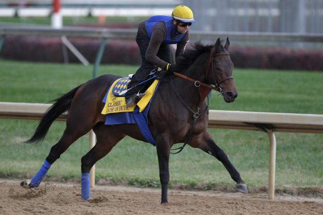 Breeders' Cup 2012 Results: Game on Dude Finishes 7th in Disappointing Race