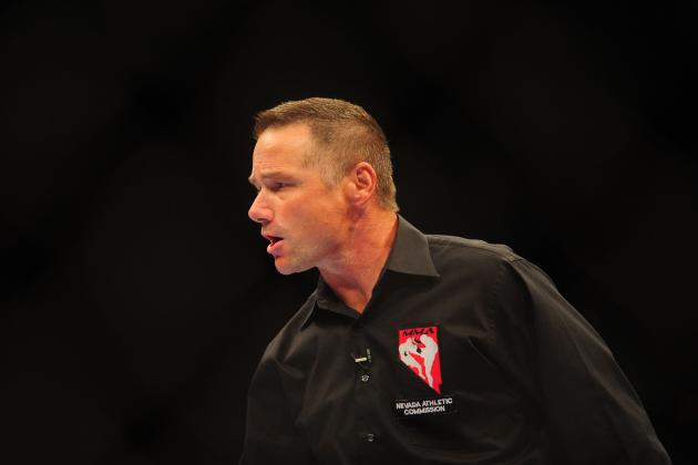 MMA: Improving Refereeing and Judging in Mixed Martial Arts