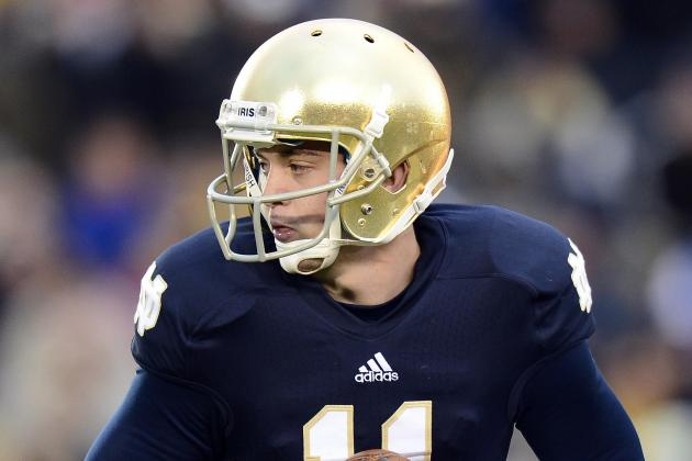 Notre Dame Football: Why We Shouldn't See Tommy Rees Again in 2012