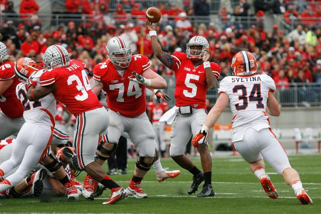 Ohio State Football: 10 Things We Learned from the Buckeyes' Win vs. Illinois
