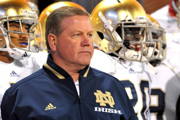 Does Notre Dame Deserve to Rise or Fall in BCS Rankings After Surviving Pitt?