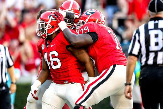 Ole Miss vs. Georgia: We Finally Know Bulldogs Can Compete with Alabama