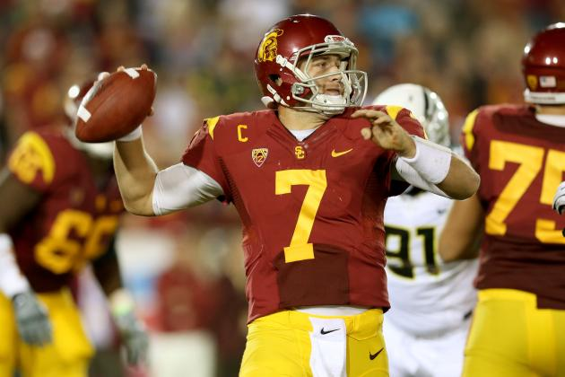 USC Football: Why Matt Barkley Will Get His Revenge in the NFL